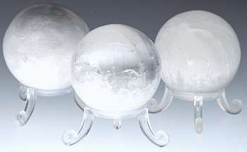 SATINSPAR SELENITE SPHERE