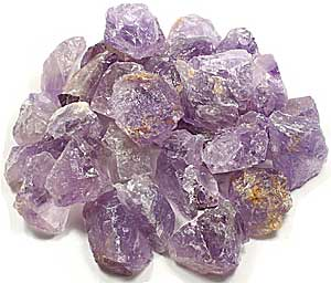 Amethyst Rough Rock